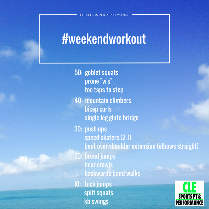 Workout February 9