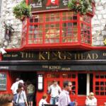 Kings head Galway